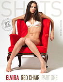 Elvira red chair part 1