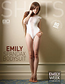 Emily spandax body suit