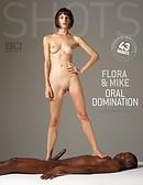 Flora und Mike orale Domination