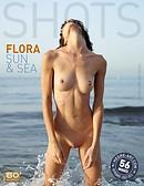 Flora Sonne und Meer