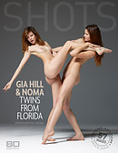 Gia Hill and Noma twins from Florida