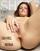 Gia Hill fingering by Noma