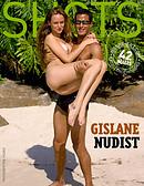 Gislane nudista