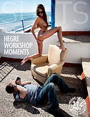 Hegre workshop moments