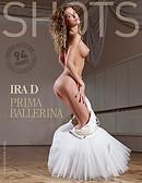 Ira D. prima ballerina