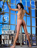 Jaqui window with a view