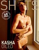 Kasha eingeölt