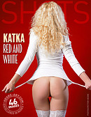 Katka red and white
