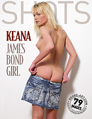 Keana James Bond girl