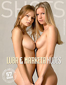 Luba and Marketa nudes