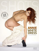 Marlene white dress