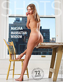 Masha Fenster in Manhattan