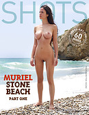 Muriel stone beach part1