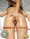 Nikola tiefe Massage