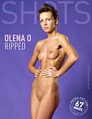 Olena O ripped