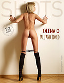 Olena O tall and toned