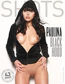 Paulina black hood