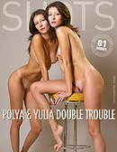 Polya and Yulia double trouble