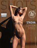 Stasha acero oxidado