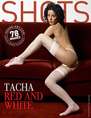 Tacha red and white