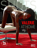 Valerie at home by Alya