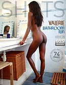 Valerie bathroom fun