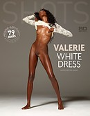 Valerie white dress