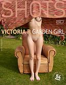 Victoria R garden girl Part 1 By Jon