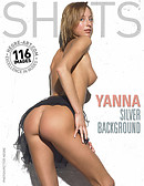 Yanna silver background