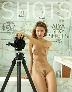 Alya sexy selfies
