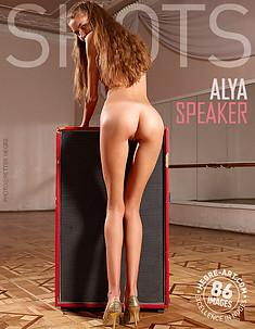 Alya speaker
