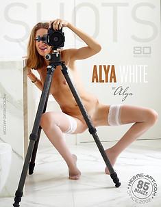 Alya blanche de Alya