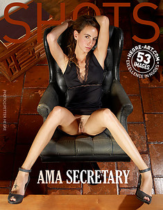 Ama secrétaire