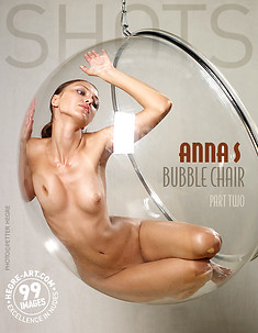 Anna S bubble chair part2