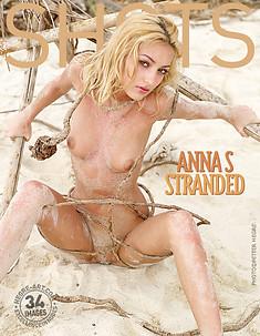 Anna S. gestrandet