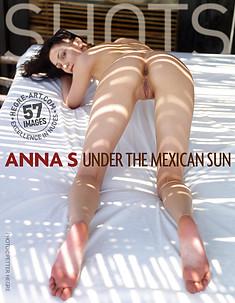 Anna S unter der mexikanischen Sonne