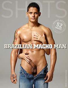Brazilian macho man