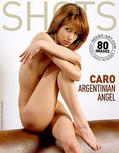 Caro ange argentin