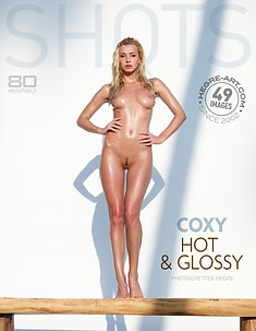 Coxy hot and glossy