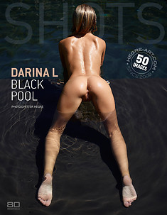 Darina L black pool