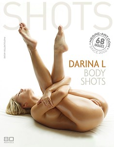 Darina L body shots