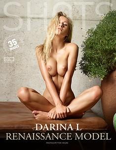 Darina L Renaissance Model
