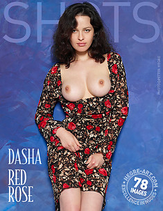 Dasha red rose