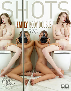 Emily body double by Alya