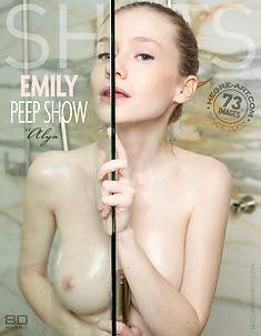 Emily peep show by Alya