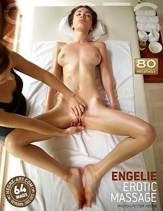 Engelie erotic massage