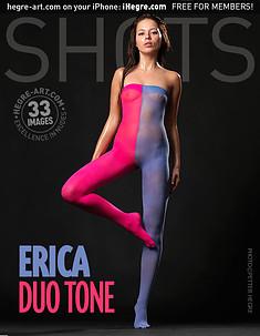 Erica duo tone