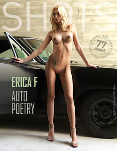 Erica F voiture et poésie
