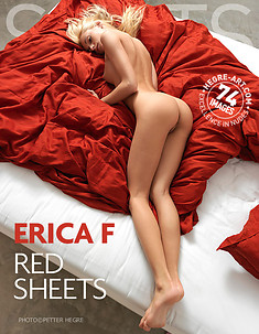 Erica F red sheets