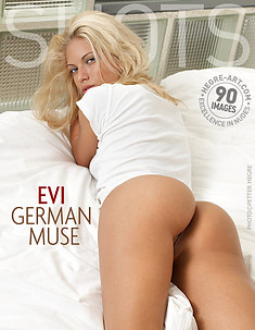 Evi German muse